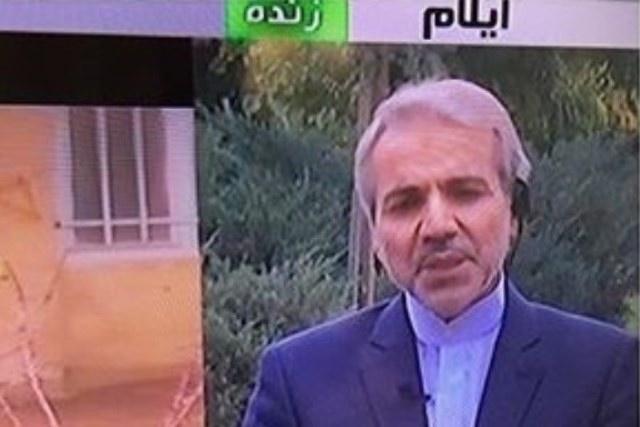 تلویزیون تصویر برادر رییس جمهور را سانسور کرد + تصاویر