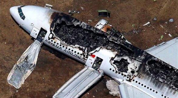 نخستین تصاویر هواپیمای ساقط شده روسیه در مصر