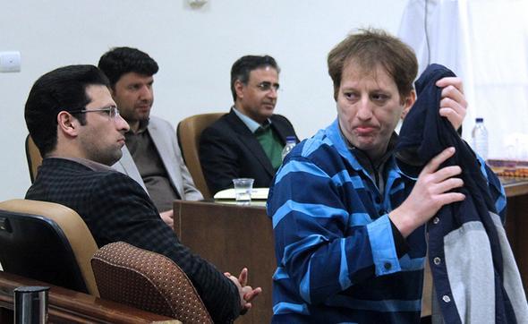 تصاویر : ادعای جدید بابک زنجانی