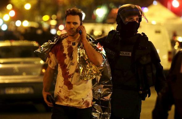 تصاویر : هفته تلخ پاریس