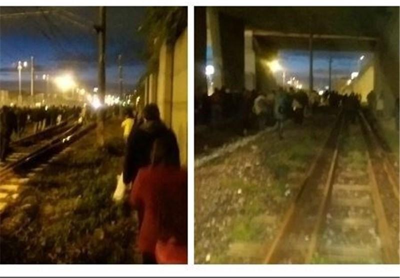 انفجار در متروی استانبول + تصاویر