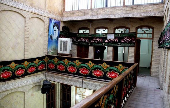 تصاویر : بیت امام خمینی (ره) در نجف