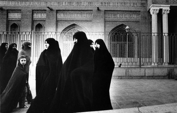 تصاویر: ایران 40 سال پیش از نگاه عکاس ایتالیایی