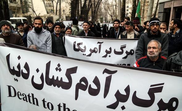 تصاویر : تجمع اعتراضی مردم تهران در حمایت از شیعیان نیجریه