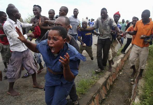 تصاویر : برترین عکسهای 2015 رویترز