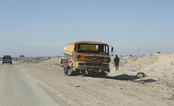 تصاویر : مناطق آزادشده از دست داعش