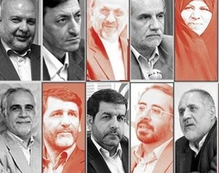 توابین احمدی نژادی