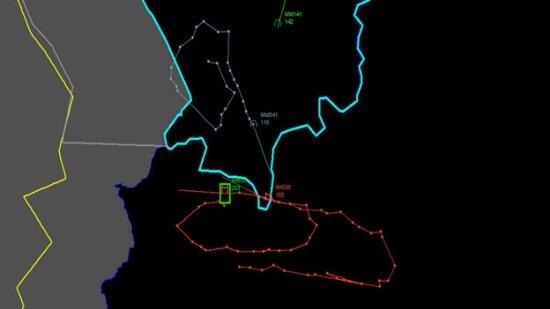ارتش ترکیه نقشه نقض حریم هوایی را منتشر کرد/منابع روسی: خلبانان کشته شدند