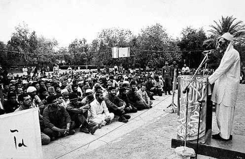 عکس: تصویری از رهبر انقلاب در لباسی متفاوت