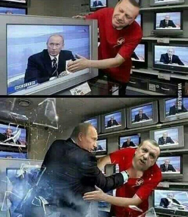 دست انداختن اردوغان در شبکه های اجتماعی+عکس