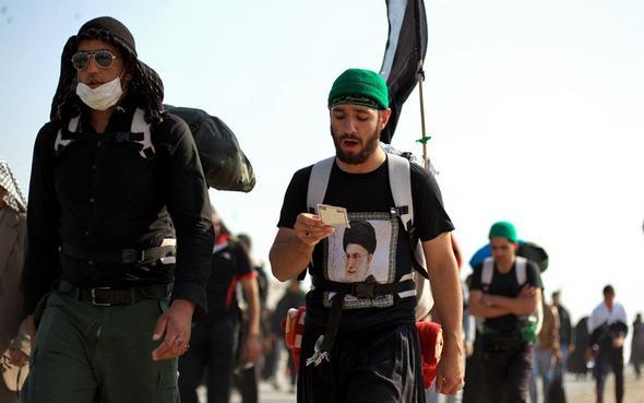 تصاویر : تا اربعین حسینی