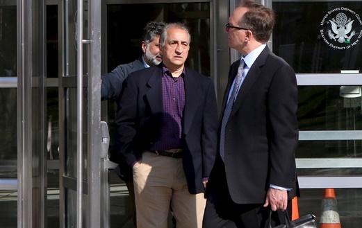 آیا ایرانی بازداشت شده در آمریکا واقعا یک
