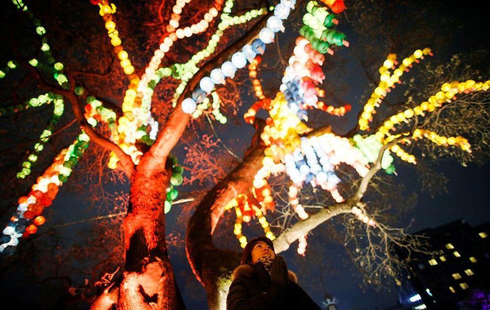 تصاویر : جشن آغاز سال 2017 در کشورهای مختلف