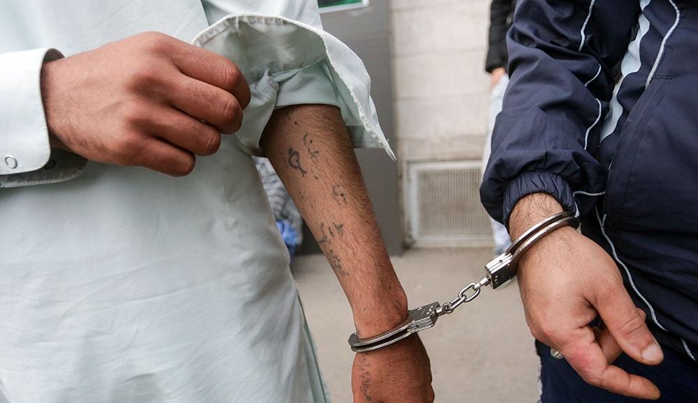تصاویر : دستگیری فروشندگان مواد مخدر - مشهد