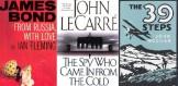 بهترین رمانهای جاسوسی جهان