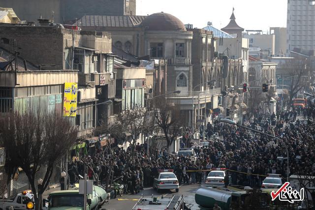 فاجعه در تهران؛