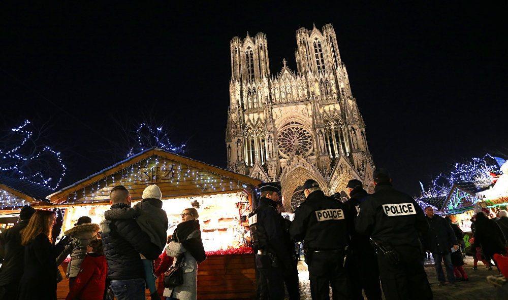 تصاویر : تدابیر شدید امنیتی در آستانه کریسمس