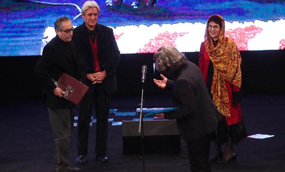 تصاویر : افتتاحیه سی و پنجمین جشنواره بین المللی فیلم فجر