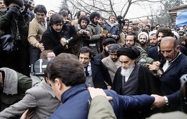 تصاویر : روزهای انقلاب