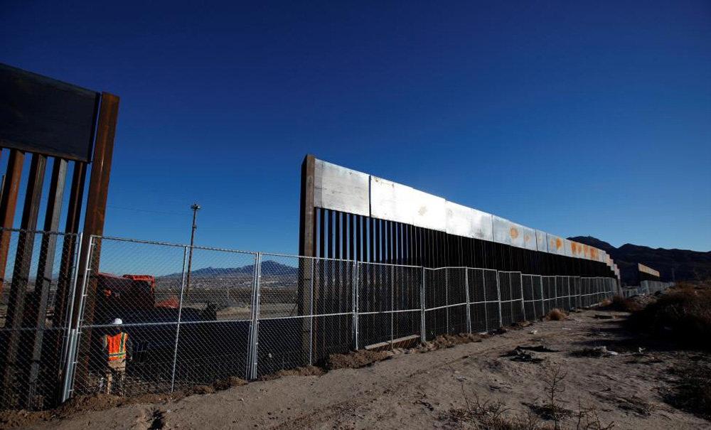 تصاویر : مرز آمریکا و مکزیک