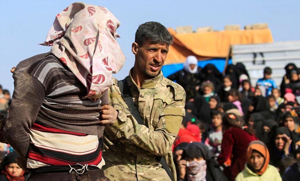 تصاویر : جنگ در خیابان های موصل