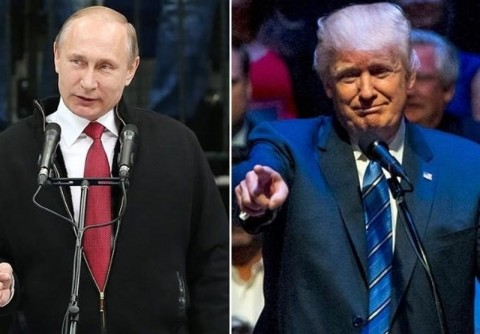 ترامپ و پوتین تلفنی گفتگو کردند