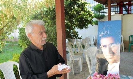 حرف های تلخ پدر مهرداد اولادی/پسرم در روز پدر، بدترین هدیه را به من داد+ عکس