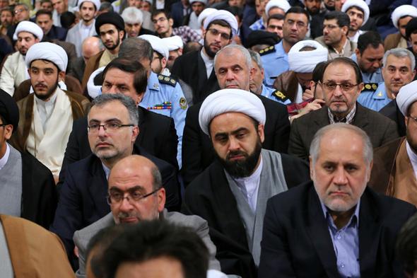تصاویر/ دیدار مسئولان نظام با رهبر معظم انقلاب