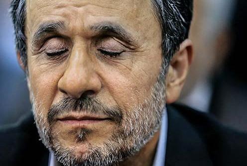 اينجا آخر خط احمدينژاد بود