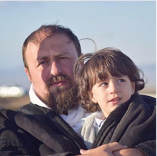 عکسی از سید حسن خمینی که پسرش منتشر کرد