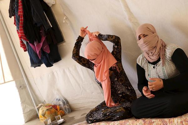 ابتکار جالب دختر ایزدی برای فرار از دست داعش