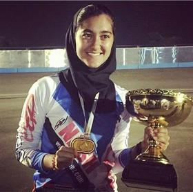 مرگ دختر اسکیت باز ایران در حادثه واژگونی اتوبوس