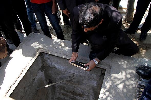 تصاویر : محل حادثه مرگبار برای دختربچه تهرانی