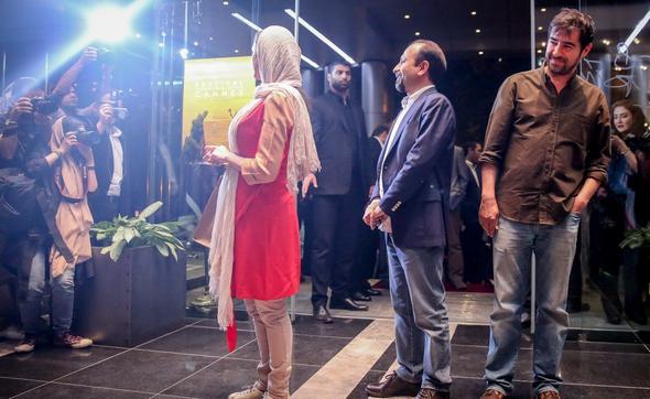 تصاویر : نشست خبری فیلم فروشنده