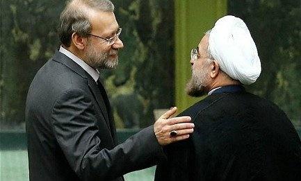 هیئت رئیسه در تسخیر حامیان روحانی