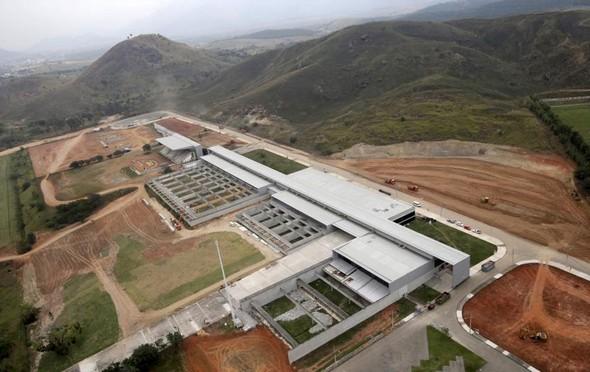تصاویر : آماده سازی ریو برای المپیک