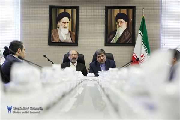 سالن های اجتماعات و نمایش دانشگاه آزاد اسلامی در خدمت سینما قرار می گیرند/ حمایت دانشگاه آزاد اسلامی از هنر هفتم