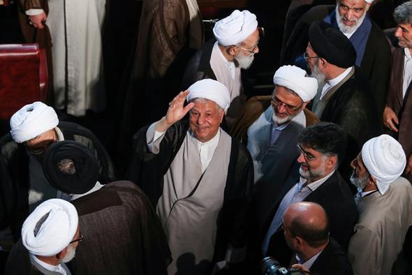 تصاویر : آغاز به کار مجلس خبرگان رهبری