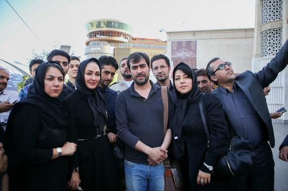 تصاویر : چهرهها در مراسم ختم همسر شهید بابایی