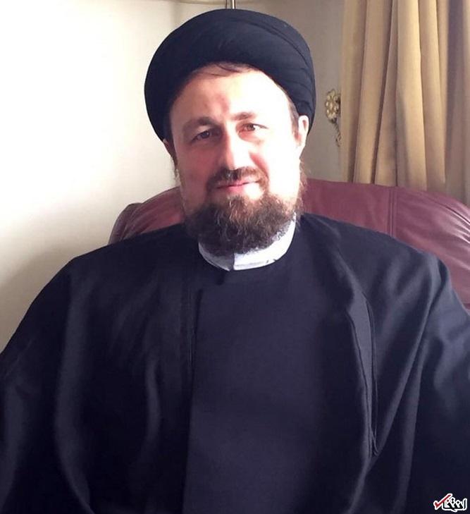 چرا سیدحسن خمینی لباده نمیپوشد؟