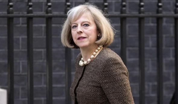 تصاویر : «ترزا می» نخست وزیر جدید بریتانیا