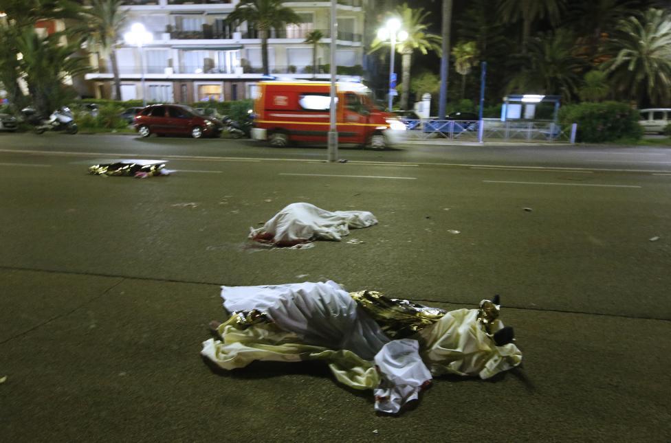 تصاویر: حمام خون در «نیس» فرانسه