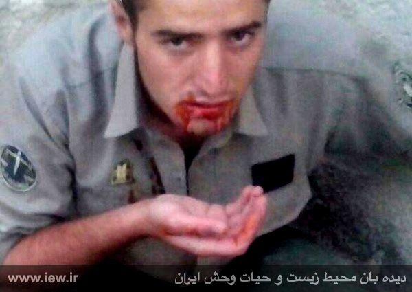 ضرب و جرح سرباز وظیفه محیط زیست توسط صیادان متخلف در فیروزکوه