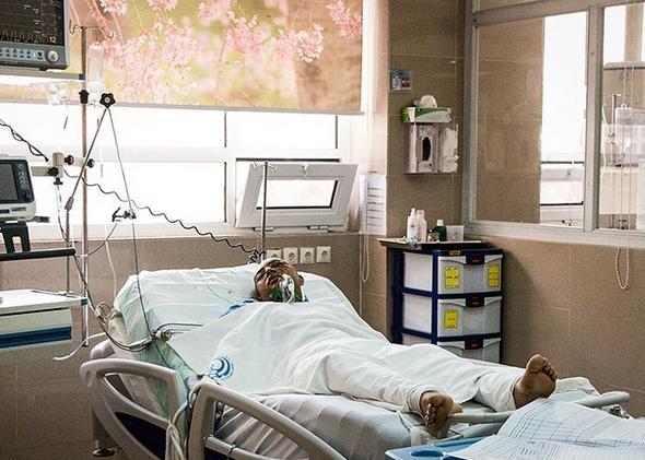 تصاویر : عیادت امیرپوردستان از سربازان مجروح