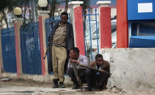 تصاویر : حمله تروریستی
