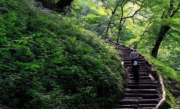 تصاویر : قلعه تاریخی رودخان