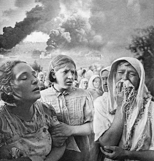 تصاویر : آغاز یورش آلمان به شوروی