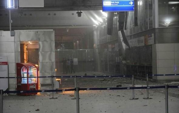 تصاویر : حمله خونین به فرودگاه آتاتورک استانبول