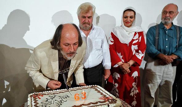 تصاویر : هنرمندان در جشن تولد امین تارخ
