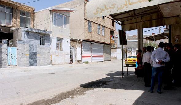 تصاویر : خانه تیمی تروریستها در کرمانشاه